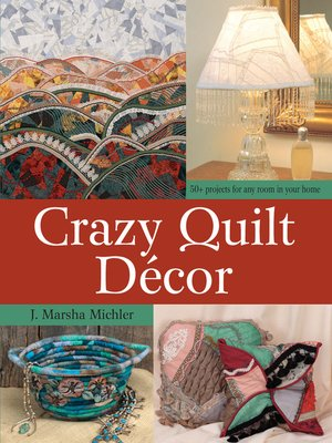 cover image of Crazy Quilt Décor