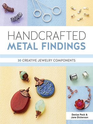 cover image of Handcrafted Metal Findings