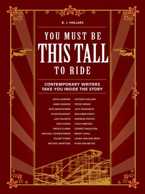 cover image of You Must Be This Tall to Ride