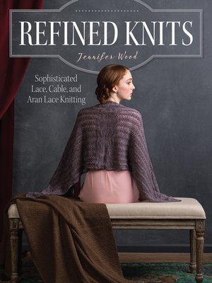 cover image of Refined Knits