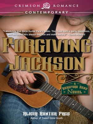 cover image of Forgiving Jackson