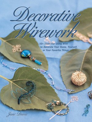 cover image of Decorative Wirework
