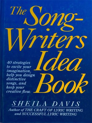 cover image of The Songwriter's Idea Book