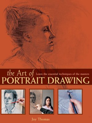cover image of The Art of Portrait Drawing