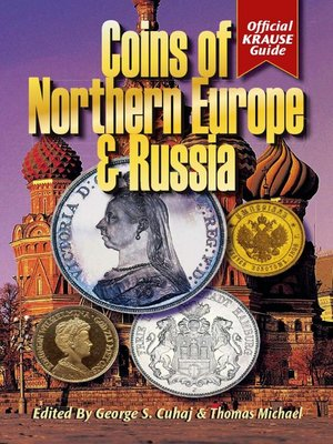 cover image of Coins of Northern Europe & Russia