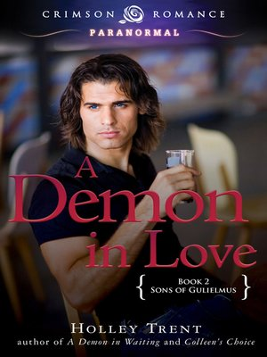 cover image of A Demon in Love