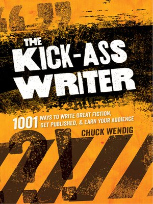 cover image of The Kick-Ass Writer