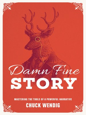 cover image of Damn Fine Story