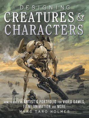 cover image of Designing Creatures and Characters