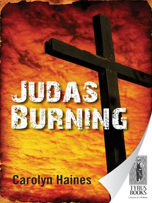 cover image of Judas Burning