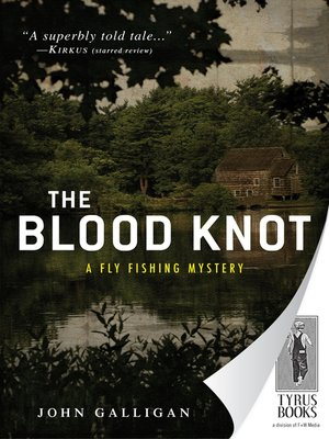 cover image of The Blood Knot
