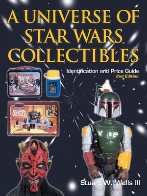 cover image of A Universe of Star Wars Collectibles