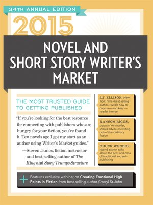 cover image of 2015 Novel & Short Story Writer's Market