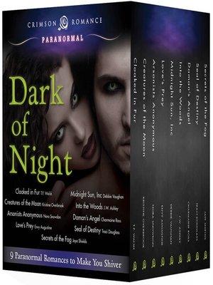 cover image of Dark of Night