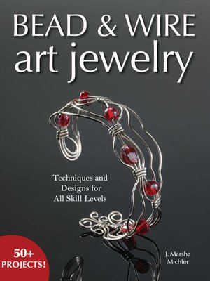 cover image of Bead & Wire Art Jewelry