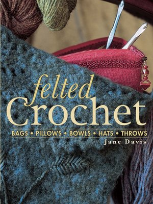 cover image of Felted Crochet