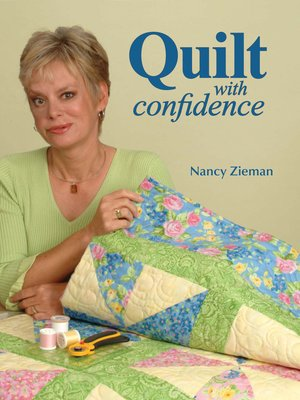 cover image of Quilt With Confidence