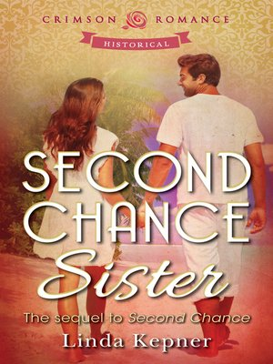 cover image of Second Chance Sister