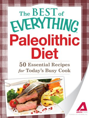 cover image of Paleolithic Diet
