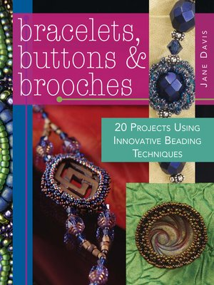 cover image of Bracelets, Buttons & Brooches