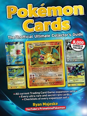 cover image of Pokemon Cards