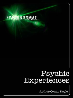 cover image of Psychic Experiences