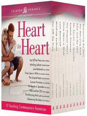 cover image of Heart to Heart