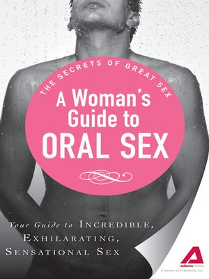 How to do oral sex for woman