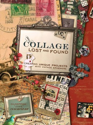 cover image of Collage Lost and Found