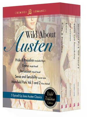 cover image of Wild About Austen