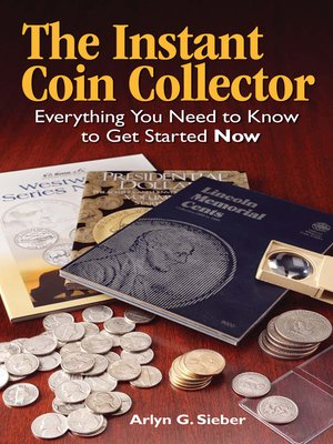 cover image of The Instant Coin Collector