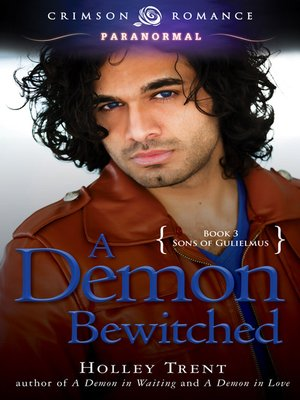 cover image of A Demon Bewitched