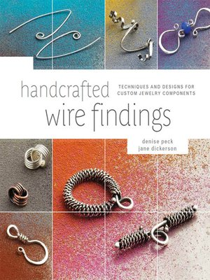 cover image of Handcrafted Wire Findings