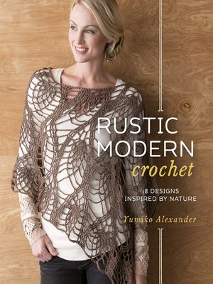 cover image of Rustic Modern Crochet