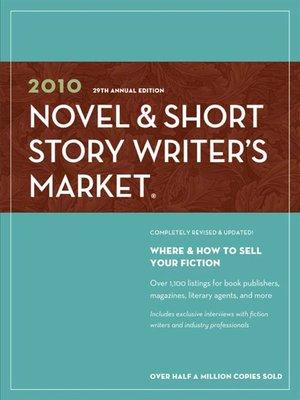cover image of 2010 Novel & Short Story Writer's Market
