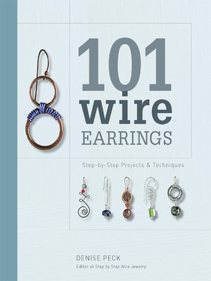 cover image of 101 Wire Earrings