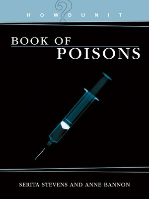 cover image of The Book of Poisons