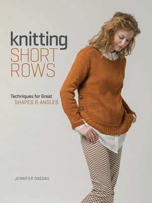 cover image of Knitting Short Rows