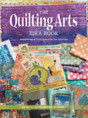cover image of The Quilting Arts Idea Book