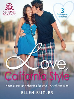 cover image of Love, California Style
