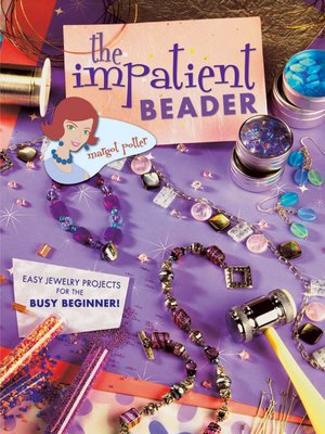 cover image of The Impatient Beader
