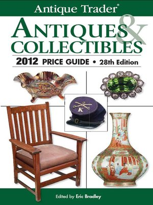 cover image of Antique Trader Antiques & Collectibles 2012 Price Guide