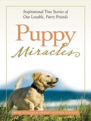 cover image of Puppy Miracles