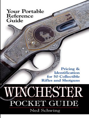 Blue book pocket guide winchester firearms & values 5th mpn: pgw5.