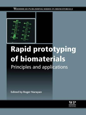 cover image of Rapid Prototyping of Biomaterials