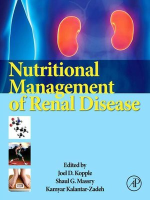 cover image of Nutritional Management of Renal Disease
