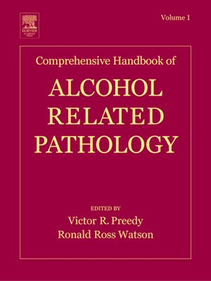 cover image of Comprehensive Handbook of Alcohol Related Pathology