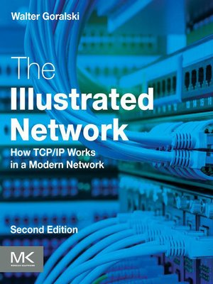 cover image of The Illustrated Network