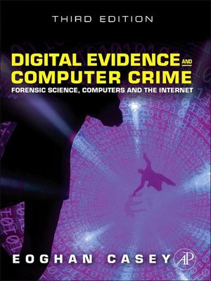 cover image of Digital Evidence and Computer Crime