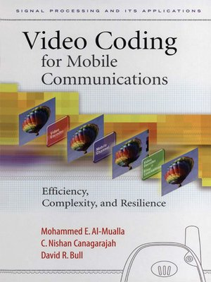 cover image of Video Coding for Mobile Communications